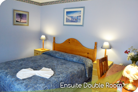 Ensuite Double Room